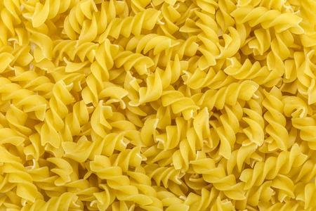 fusilli: Fusilli pasta Stock Photo