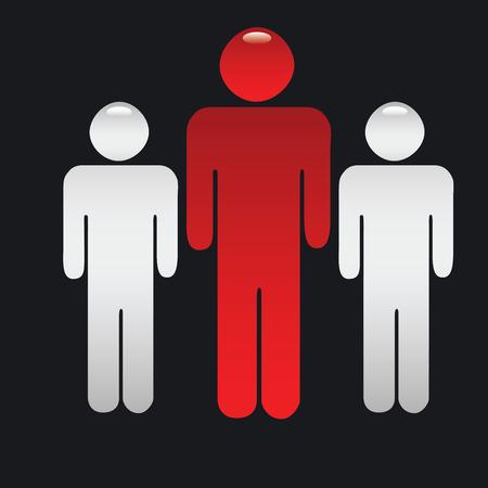 la gente: Persone