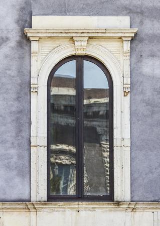 sicilian: Old sicilian window