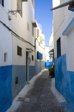 casbah: Kasbah of the Udayas in Rabat, Morocco
