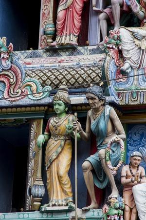 mariamman: Sri Mariamman Temple, Singapore