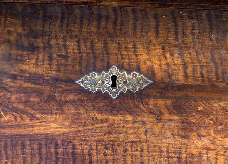 hole: Key hole Stock Photo