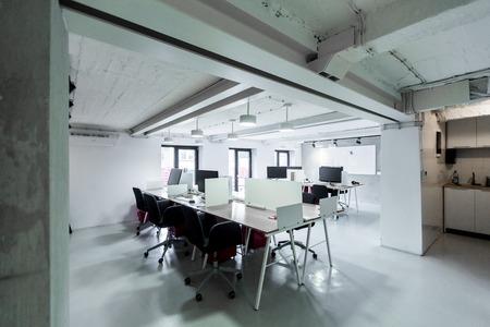 Bureau moderne d'intérieur