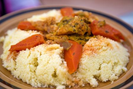 moroccan cuisine: Moroccan cuisine Stock Photo