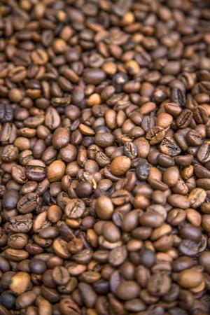 granos de cafe: Granos de caf�