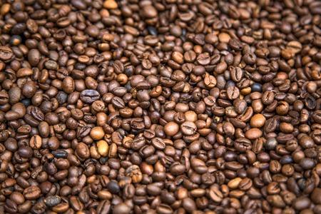 coffee grains: Granos de caf�