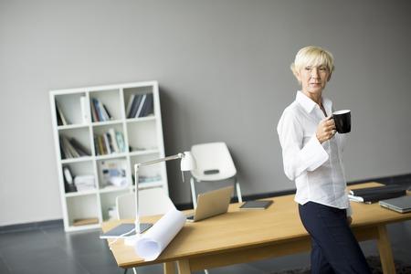 break in: Coffee break in the office