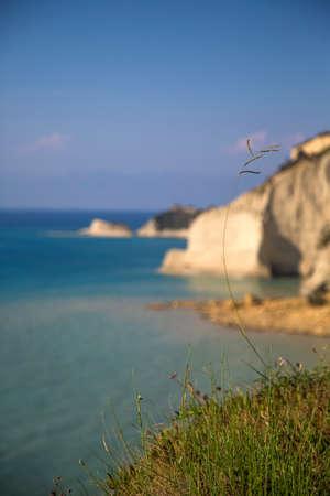 corfu: Corfu coast