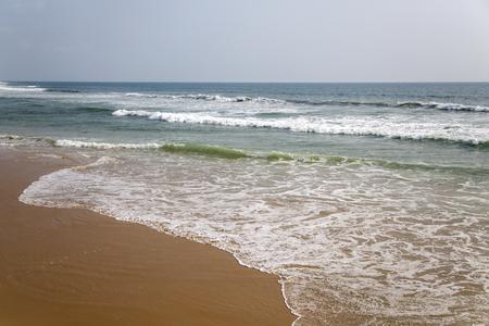 varkala: Varkala beach in Kerala state, India