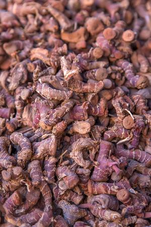 marrakesh: Herbs at market in Marrakesh, Morocco
