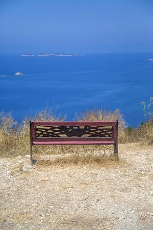 corfu: Costline at Corfu, Greece