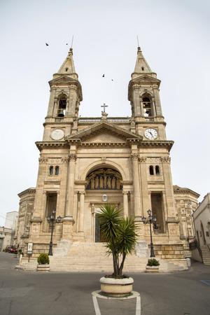 medici: Santi Medici church in Alberobello, Italy