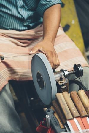 sharpening: Sharpening knives
