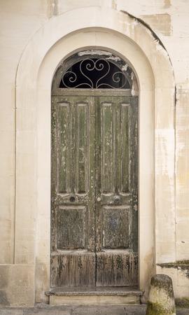 mediterranean homes: Old door from Bari, Italy