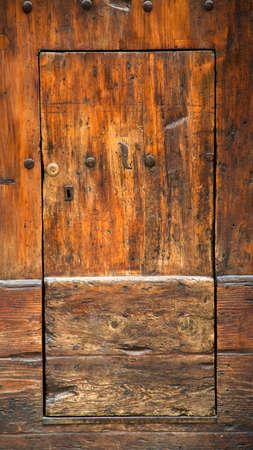 bari: Old door from Bari, Italy