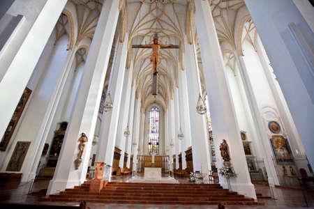 frauenkirche: Frauenkirche in Munich,Germany