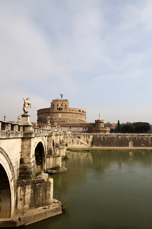angelo: Castel Sant Angelo, Rome, Italy