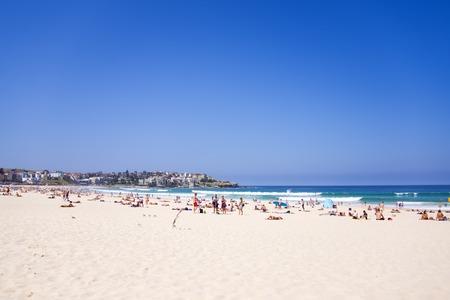 Bondi Beach, Australia Editorial