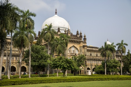 Museum Chhatrapati Shivaji Maharaj Vastu Sangrahalaya in Mumbai, India Editorial