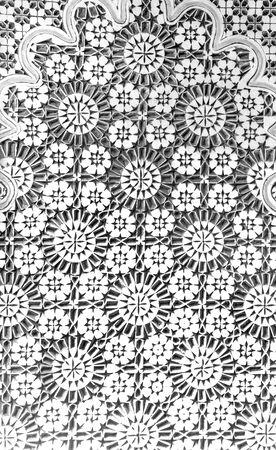 marrakesh: Arabic ornament from Marrakesh, Morocco Stock Photo