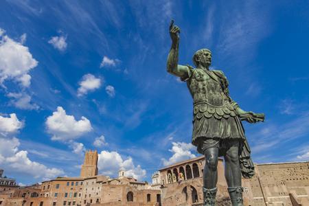 statesman: Gaius Julius Caesar was a Roman general and statesman.