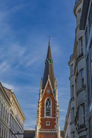 St. Elisabeth church in Vienna, Austria