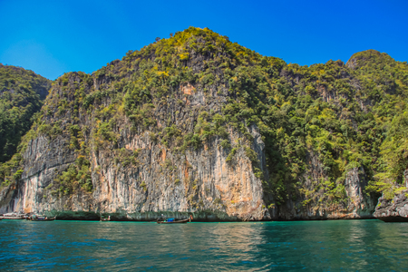 Ko Phi Phi Lee islands in the Southern Thailand