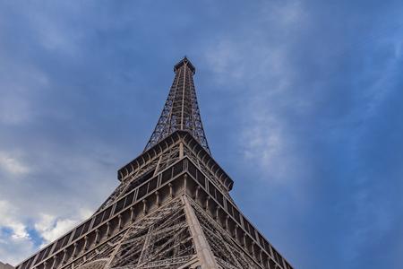 파리, 프랑스의 에펠 탑에서보기