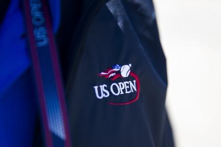 ニューヨーク、アメリカ合衆国の全米オープン テニスのトーナメントからニューヨーク、アメリカ合衆国 - 2017 年 9 月 1 日: 詳細。2017 8 月 22 日と 9