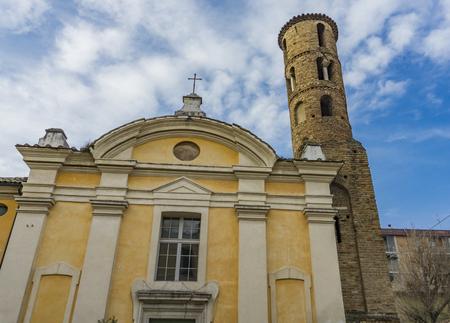 Chiesa dei Santi Giovanni e Paolo in Ravenna, Italy