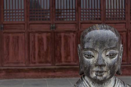 SUZHOU, CHINA - FEBRUARY 2, 2014: Detail of Humble Administrators Garden in Suzhou, China. 新聞圖片
