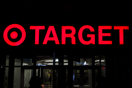 NEW YORK, USA - Target Corporation is the second-largest discount store retailer in the United States Sajtókép
