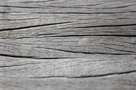Close up view at grey wooden texture