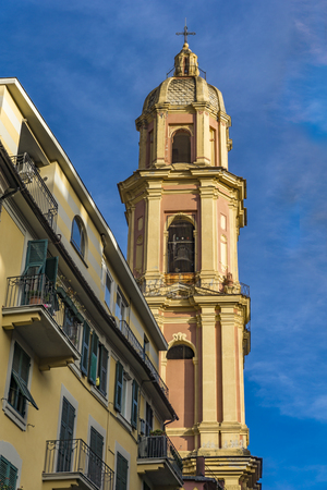라팔로, 이탈리아에서 산 Gervasio 전자 Protasio의 대성당의 종탑