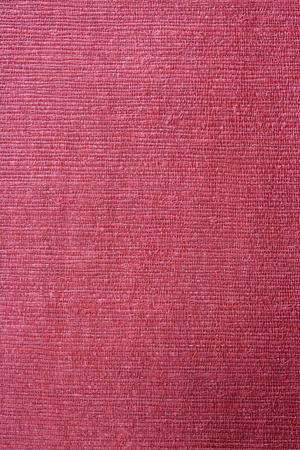 Nahaufnahmedetail des Gewebemusterhintergrundes Standard-Bild