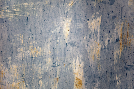 Vista cercana al fondo de textura de metal oxidado