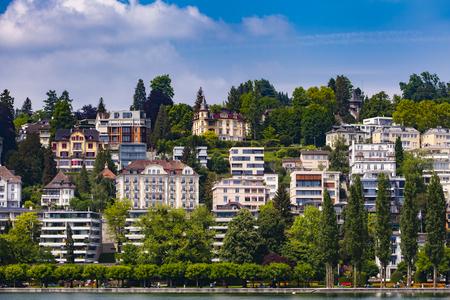 Lucern lake view, Switzerland