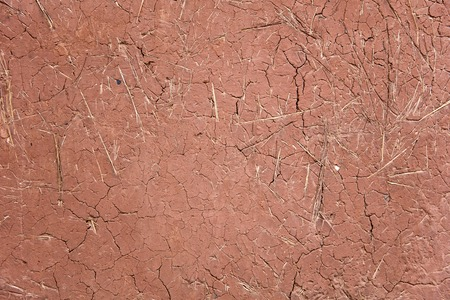 Abstract terracotta concrete wall texture background