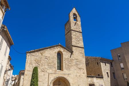 View at Eglise Saint Michel in Salon-de-Provence, France