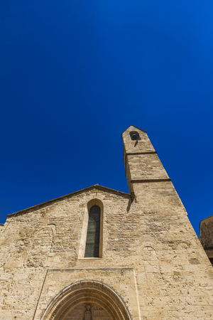 View at Eglise Saint Michel in Salon-de-Provence, France