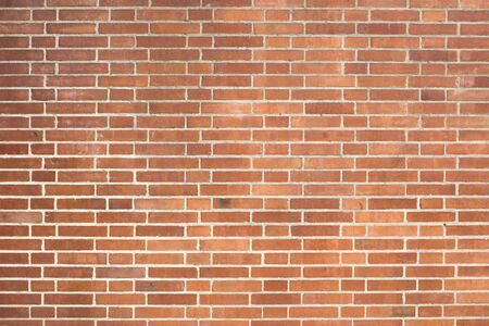Detail of the red brick wall texture background Banque d'images - 131622570