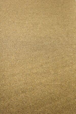 Beach sand surface texture from tropical Caribbean sea