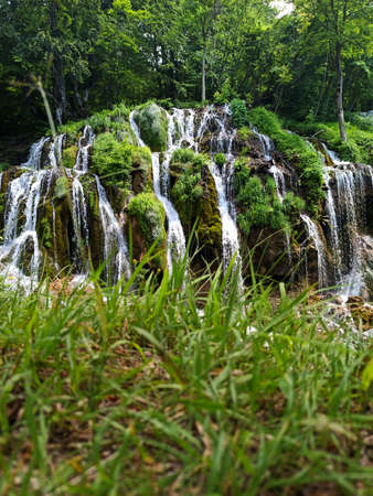 Sopotnica waterfalls on Jadovnik mountain in Serbia Reklamní fotografie