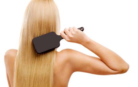 pelo largo: El pelo largo Rubio
