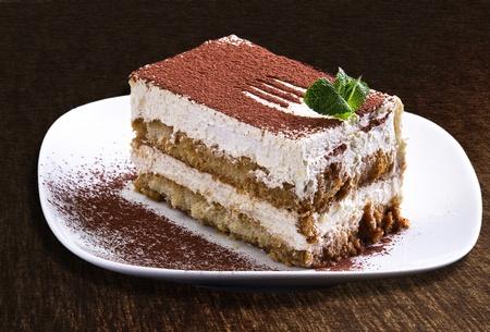 Tiramisu cake  Stock Photo - 13179613