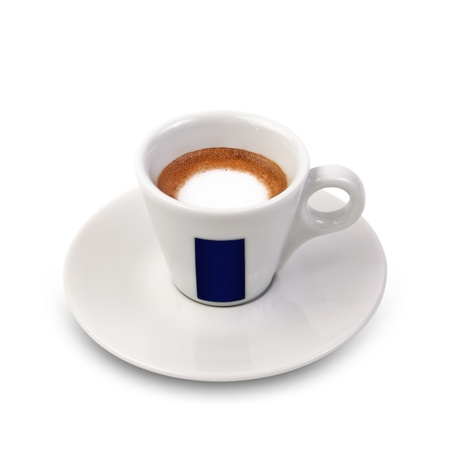 Taza de caf� express photo