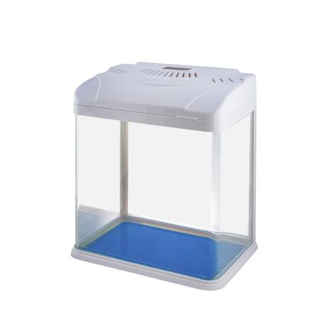 Empty water tank (aquarium) Standard-Bild