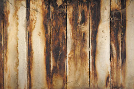 Old wooden background with dust and burnt boards Stock Photo - 12856648