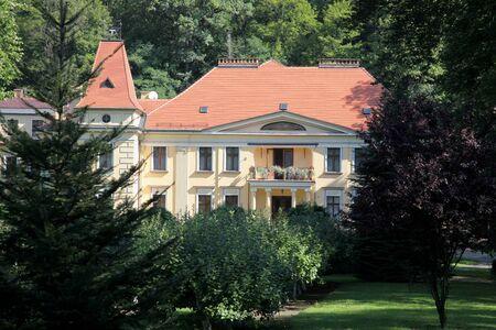 residence: Old residence