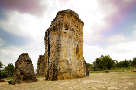 Stonehenge da Tail Banco de Imagens